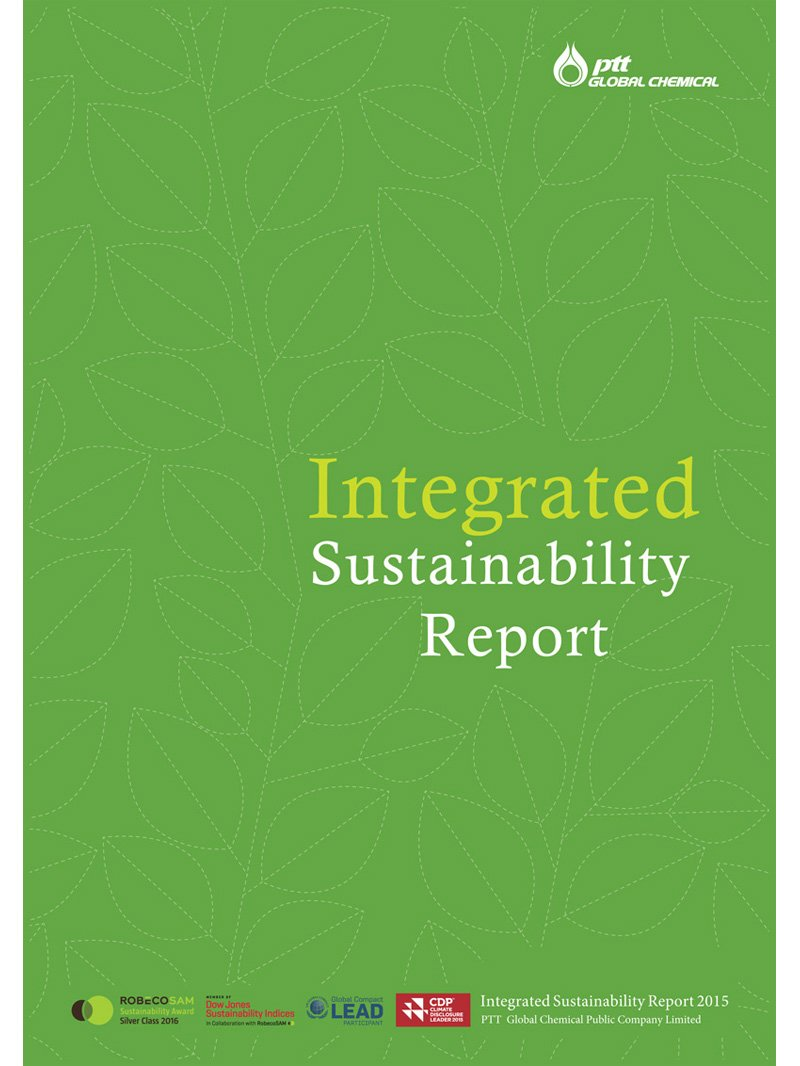 Integrated Sustainability Report 2015