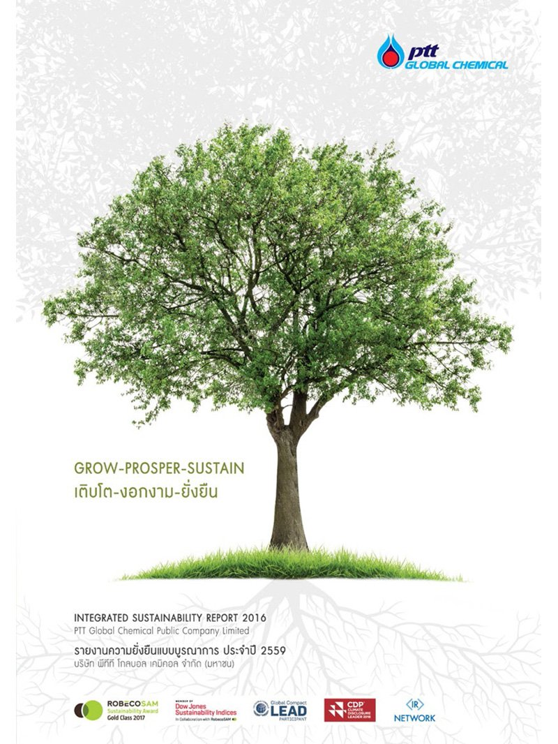 Integrated Sustainability Report 2016
