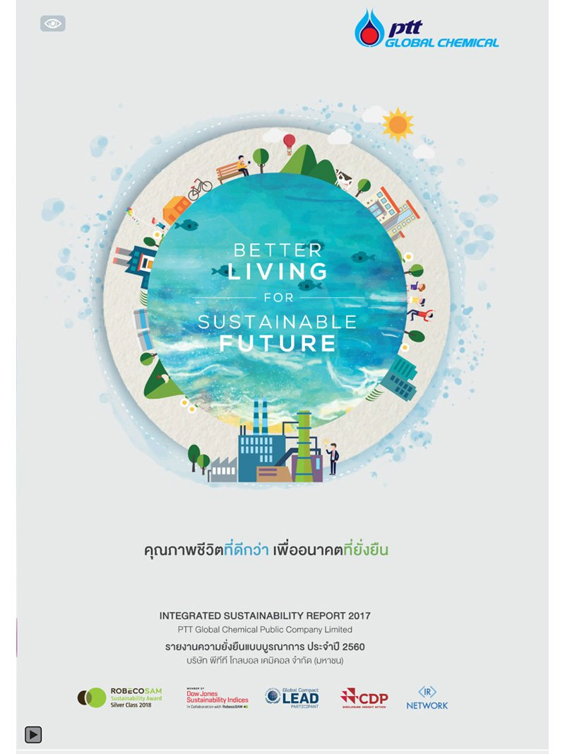Integrated Sustainability Report 2017