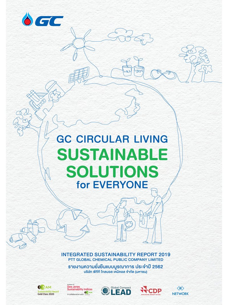 Integrated Sustainability Report 2019